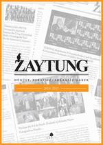 Zaytung Almanak 2014 - 2015