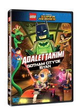 Lego Dc Adalet Takimi: Gotham Cit