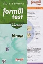 Formül 11. Sınıf Kimya Yaprak Testleri