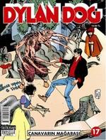 Dylan Dog Sayı 17 - Canavarın Mağarası