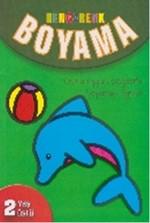 Rengarenk Boyama - 2 Yaş Üstü