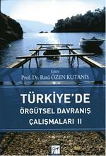 Türkiye'de Örgütsel Davranış Çalışmaları 2