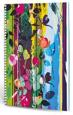 Lecolor Paint Splash A-4 Spr.12, Çizgili