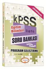 KPSS Eğitim Bilimleri Program Geliştirme Tamamı Çözümlü Soru Bankası Yediiklim 2016