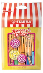 Stabilo Point 88 Mini Sweet Colors 15'li Paket