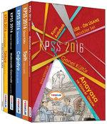 Yediiklim KPSS Lise-Önlisans Genel Yetenek-Genel Kültür Konu Anlatımlı Modüler Set