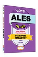 Yediiklim %100 ALES Çek Kopart Yaprak Test 2016