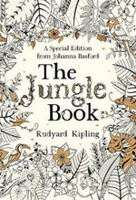 The Jungle Book: A Special Edition from Johanna Basford (Gift Colouring Book)