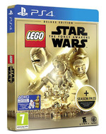 Lego Star Wars: The Force Awakens Kylo Ren Deluxe Edition PS4