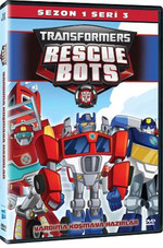 Transformers Rescue Bots Sezon 1 Seri 3