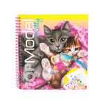 Topmodel Kitty Boyama Kitabı 6671