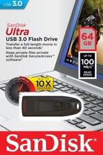 SanDisk Ultra USB 3.0 64GB (SDCZ48-064G-U46)