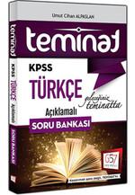2017 KPSS Teminat Türkçe Açıklamalı Soru Bankası