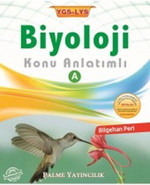 Palme YGS LYS Biyoloji Konu Anlatımlı A