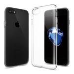 Spigen iphone 7  Kılıf Liquid Crystal 4 Tarafı Tam Koruma Crystal Clear