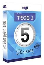 TEOG 1- 8. Sınıf 5 Fasikül Deneme Seti