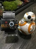 Orbotix BB-8 Starwars Droid & Forceband