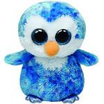 TY Peluş - Ice Cube Blue Penguin Ty36741