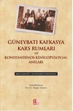 Güneybatı Kafkasya Kars Rumları ve Tarih
