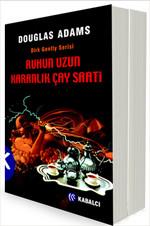 Douglas Adams Seti - 2 Kitap Takım