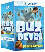 Ice Age 5 Disk Box Set