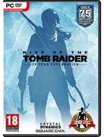 Rise of the Tomb Raider PC (20th Year Art Book Edition)