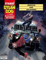 Dylan Dog Maxi Albüm 7-Amansızlar