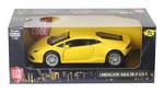 City Code Lamborghini Huracan LP610-4 Sesli ve Işıklı Model Araç (45052)