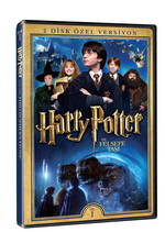Harry Potter And The Philosopher's Stone - 2 Disc Se - Harry Potter 1 Ve Felsefe Tasi - 2 Disk Özel