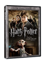 Harry Potter And The Deadly Hallows Part 1 - 2 Dısc Se - Harry Potter 7 Ve Ölüm Yadigarları: Bölüm 1