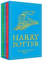 HP Vol 1-3 Magical Adventure Begins