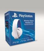 Sony PS4 Wireless Headset White