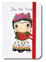 Nihi Defter Çizgisiz 11x7.5 - Frida