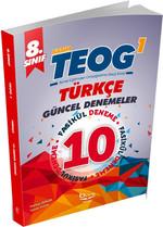 8. Sınıf TEOG 1 Türkçe Güncel Denemeler