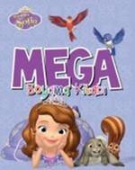 Disney Prenses Sofia Mega Boyama Kitabı