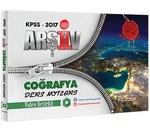 2017 KPSS Arşiv Coğrafya Ders Notları