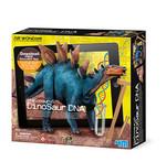 4M-Eğt.Set Kazı Dinozor DNA Stego.7004