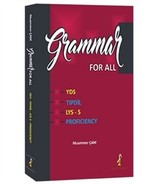 Grammar For All YDS Tıp Dil LYS 5 Proficiency