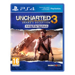 Uncharted 3: Drake's Deception PS4