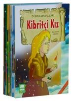 Dünya Masalları Seti - 10 Kitap Takım Küçük Boy