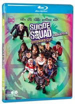 Suicide Squad Extended Ed - Suicide Squad: Gerçek Kötüler Uzatilmiş Versiyon