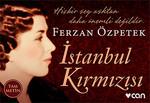 İstanbul Kırmızısı Mini Kitap - İmzalı