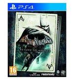 Batman Return to Arkham PS4