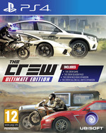 The Crew Ultimate Ed PS4, Ps4