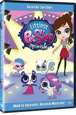 Littlest Pet Shop Minişler Sezon 1 Seri 4