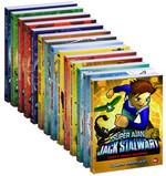 Süper Ajan Jack Stalwart Seti - 14 Kitap Takım