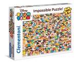 Clementoni  Puzzle 1000 Impossible Tsum Tsum 39363