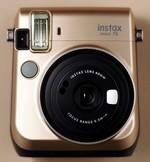 Fujifilm Instax Mini 70 Gold Kamera (FOTSI00045)
