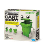 4M-Eğt.Set EcoEng.Rubbish Cart Robot3371