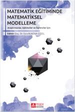 Matematik Eğitiminde Matematiksel Modelleme